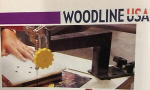 Woodline Pin Router Accessory Kit