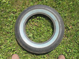 Nos Armstrong Premium Miracle 5 00 5 20 14 Whitewall Tire Never Used