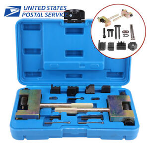 Simplex Duplex Timing Chain Riveting Tool Set For Mercedes Chrysler Jeep