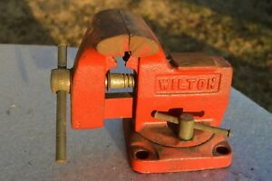 Wilton Vise 121069 3 Jaws And Swivel Base Made In Usa