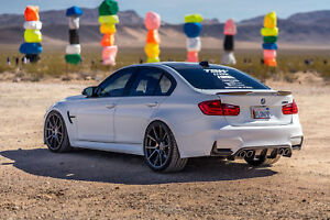 19 Tsw Chrono Rotary Forged Staggered Black Wheels Bmw F80 M3 F82 M4 Concave