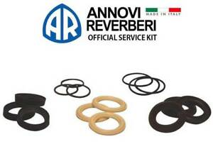 Annovi Reverberi Ar42549 Packing Water Seals Kit Rr Rra n Series Pumps 18mm Oem