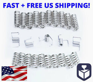 3d Printer Extruder Heated Bed Compression Springs