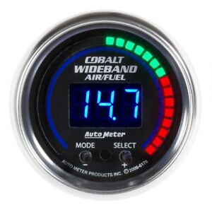 Auto Meter 6178 Cobalt Wide Band Air Fuel Ratio Kit