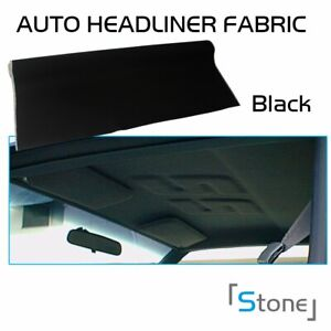 Bla Headliner Fabric Upholstery Foam For Car Auto Roof Recondition 100 x60