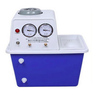 180w Lab Circulating Water Vacuum Pump two Off gas Tap 110v 220v S