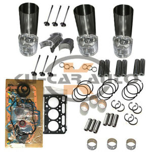 Rebuild Kit For Kubota D1105 Engine Zd28 D1105 ka Hitachi Ex15 2 Mini Excavator
