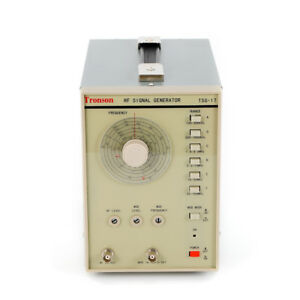 Signal Generator High Frequency Professional 100khz 150mhz 110v High Accuracy Us