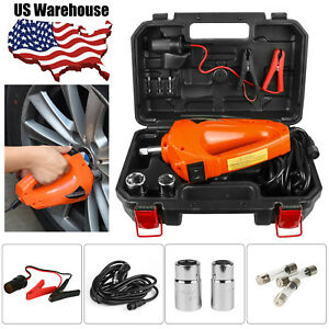 1 2 Inch 480n M 12 Volt Car Repair Tool Impact Driver Electric Impact Wrench Gun