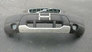As Seen Front Bumper Cover Fits 01 04 Volvo Xc70 Brown