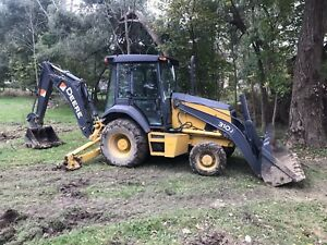 Backhoe John Deere 310j 4x4 2010 2217 Hrs