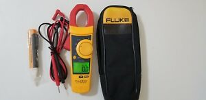 Used Fluke 902 True Rms Hvac Clamp Meter Great Working Condition Tp 224170