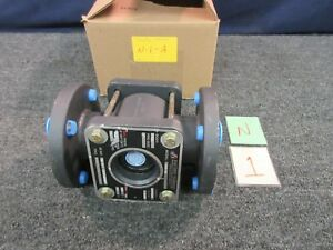 Jacoby Tarbox Meter Box 2 910 fa Pipe Connector Valve Military Surplus New A
