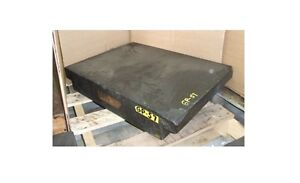 18 X 24 X 4 Granite Surface Plate Inspection Black