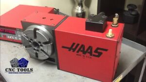 Haas Hrt 160 17 pin Brush Rotary Table Indexer fully Serviced See Video