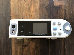Vital Signs Monitor Model Md2000b Dental Medical