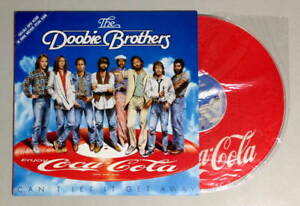 DOOBIE BROTHERS - COCA-COLA PICTURE DISC WITH BROWN ENVELOPE JAPAN PRESS LP