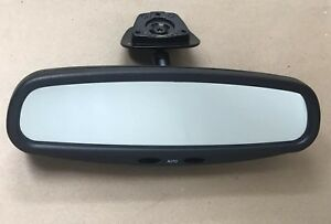 96 00 Chrysler Sebring Convertible Auto Dim Rear View Mirror Rearview 012017