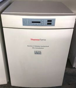 Thermo Forma 3110 Water Jacketed Co2 Incubator warrantied