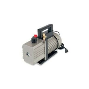 Air Conditioning Vacuum Pump 7 Cfm 3 4 Hp Motor Two Stage A c Tools