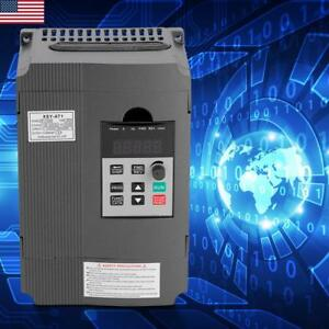 220v 1 5kw Variable Frequency Drive Vfd Speed Controller Inverter Single Phase