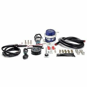 Turbosmart Blow Off Valve Kit blue For Diesel Cummins Powerstroke Duramax
