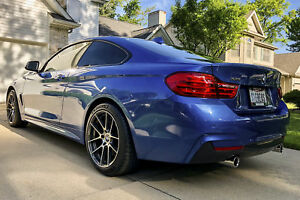19 Beyern Ritz Rotary Forged Staggered Gray Wheels Bmw E90 E92 E93 3 Series