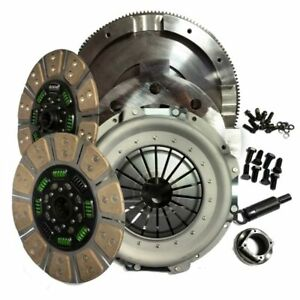 Valair Dual Disc Ceramic Clutch Nmu73zf6dds For 1999 2003 Ford 7 3l Powerstroke