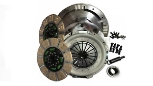 Valair Competition Sintered Iron Dual Disc Clutch 94 97 Ford 7 3l Powerstroke
