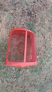 Original Allis Chalmers Wd45 Wd Tractor Front Grill Ac Wc Wd Wd45