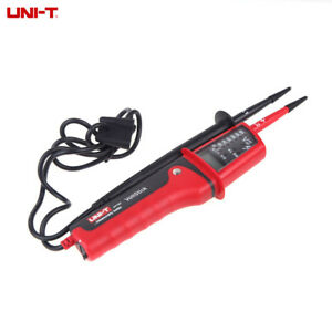 Uni t Ut15c Voltstick Digital Lcd Voltage Tester Pen Water Resistant Multimeter