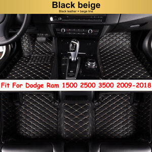 For 2009 2018 Dodge Ram 1500 2500 3500 Us Car Floor Mats Front Rear Floorliner