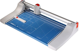 20 Paper Rotary Rolling Trimmer Cutter With Automatic Clamp 30 Sheets Capacity