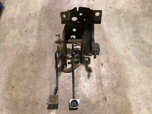 87 93 Ford Mustang T5 Transmission Manual Clutch Pedals 5 Speed Factory Oem