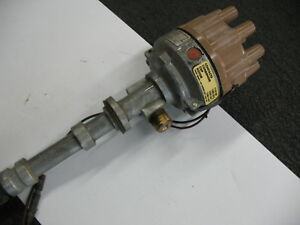 Accell 30100t Chevy Corvette V8 Dual Point Tach Drive Distributor