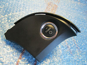 2010 2012 Toyota Prius Push Button Start Ignition Switch Power Panel 55044 47060