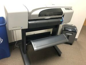Hp Designjet 500 24 Plotter