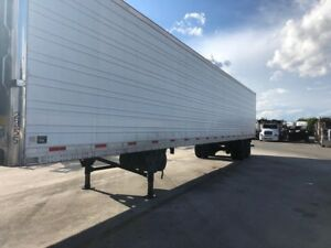 2007 Utility 53 Ft Reefer Trailer W Thermo King Excellent Condition