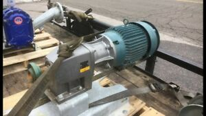 Baldor 7 5hp Motor With Nord Drive System