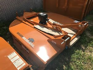 New Woods Bb720x 72 3 Point Rotary Mower Brush Mower