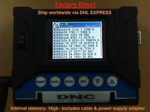 Dnc Titan Rs232 To Usb Cnc Dnc Transfer System