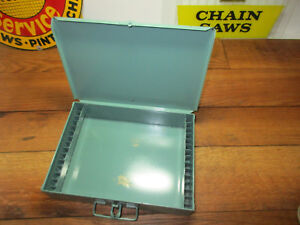 Curtis No 14 Locksmith Key Cutter Tool Box 1960s Ford 1970s Gm