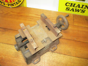 Reeves Vari speed Belt And Pulley Adjuster Metal Lathe Vintage Equipment