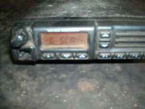 Vertex Vx 3200v Vhf Or Ufh Mobile Two Way Radio And Mike