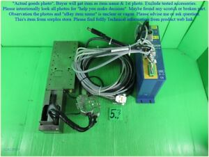 Aerotech A3200 Ats100 050 Ndrivecp20 linear Stage As Photo Sn 151z D m Sep