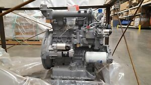 Brand New Kubota V2203 Diesel Engine California Carb Compliant