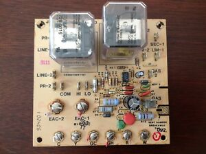 Furnace Control Circuit Board Ces0110018 00 Carrier Bryant