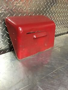 Mh 23 81 Battery Box Panel Massey Harris 23 Mustang Hard To Find