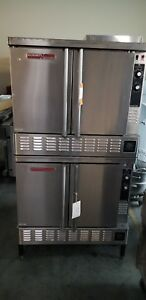 Blodgett Zephaire Convention Ovens Double Stack used Tested