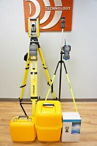 Trimble S6 Robotic Total Station 3 Sec Dr 300 Ranger 3 Survey Pro Mt1000